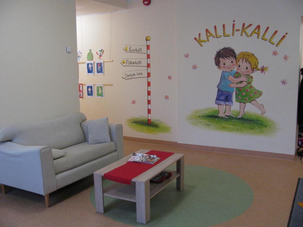 Kalli-Kalli lasteaed