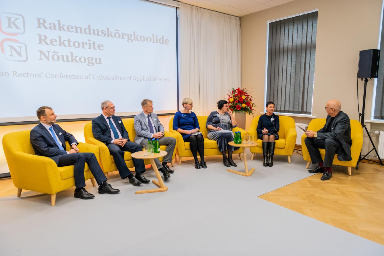Rakenduskõrgkoolide Rektorite Nõukogu visioonipäev (20.10.2020)